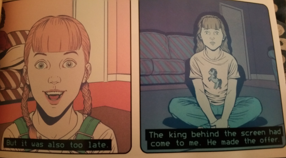 Phonogram: The Immaterial Girl